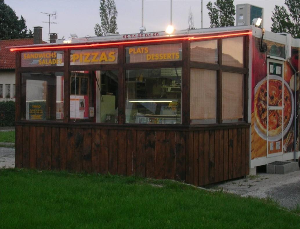 Restaurants a vendre restaurant a vendre restauration for Kiosque exterieur